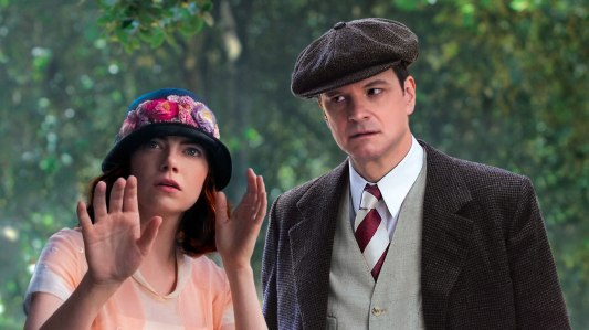 Magic in the Moonlight - Emma Stone, Colin Firth