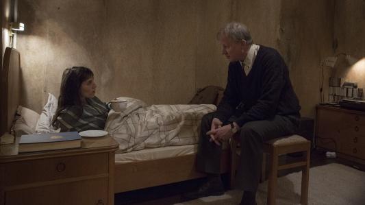 Nymphomaniac - Charlotte Gainsbourg, Stellan Skarsgård