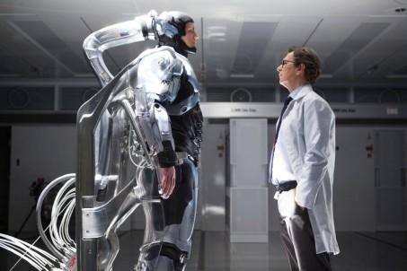 RoboCop (2014) - Joel Kinnaman, Gary Oldman