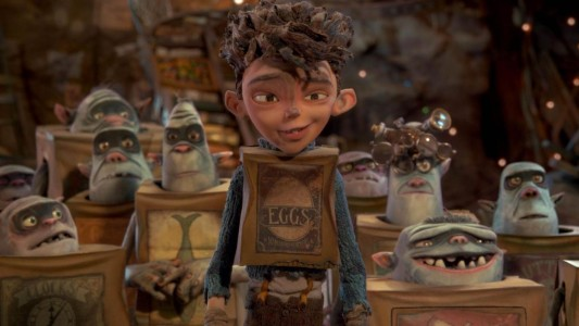 The Boxtrolls - Eggs and the boxtrolls