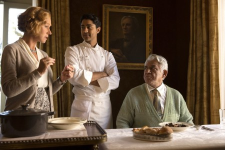 The Hundred-Foot Journey - Helen Mirren, Manish Dayal, Om Puri