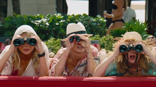 The Other Woman - Kate Upton, Cameron Diaz, Leslie Mann