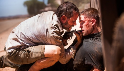 The Rover - Guy Pearce, Robert Pattinson