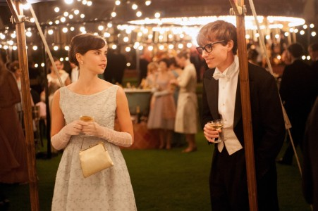 The Theory of Everything - Felicity Jones, Eddie Redmayne