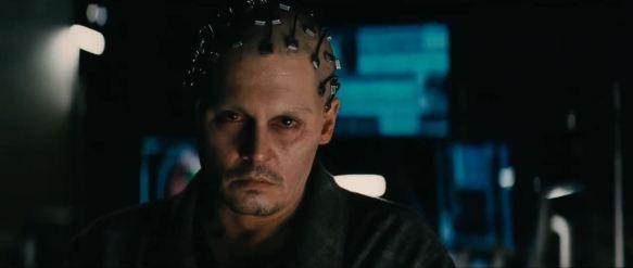 Transcendence - Johnny Depp