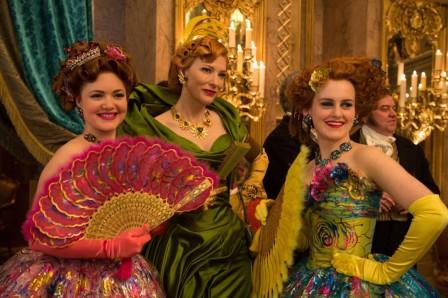 Cinderella (2015) - Holliday Grainger, Cate Blanchett, Sophie McShera