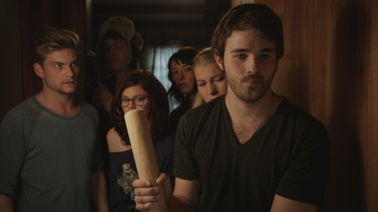 Zombeavers - Jake Weary, Peter Gilroy, Rachel Melvin, Cortney Palm, Lexi Atkins, Hutch Dano