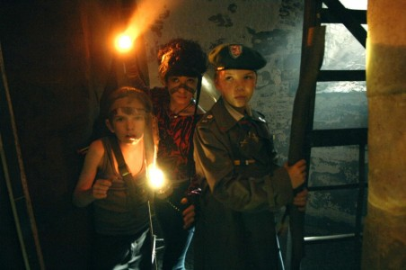 Son of Rambow - Bill Milner, Jules Sitruk, Will Poulter