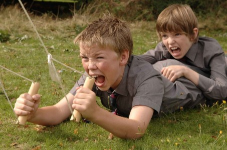 Son of Rambow - Will Poulter, Bill Milner