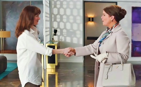 Fifty Shades of Grey - Dakota Johnson, Marcia Gay Harden