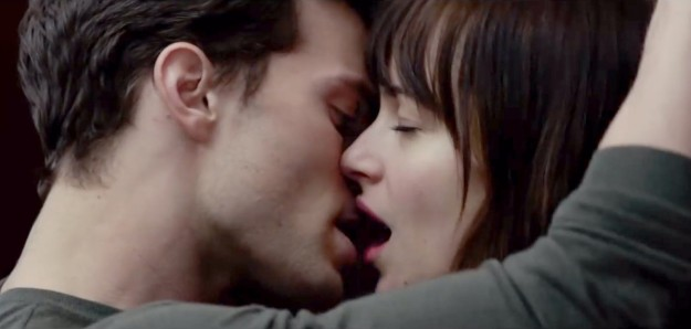 Fifty Shades of Grey - Jamie Dornan, Dakota Johnson