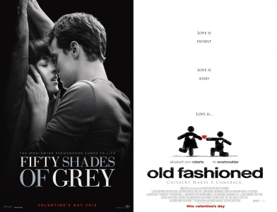 Fifty Shades of Grey vs. Old Fashioned