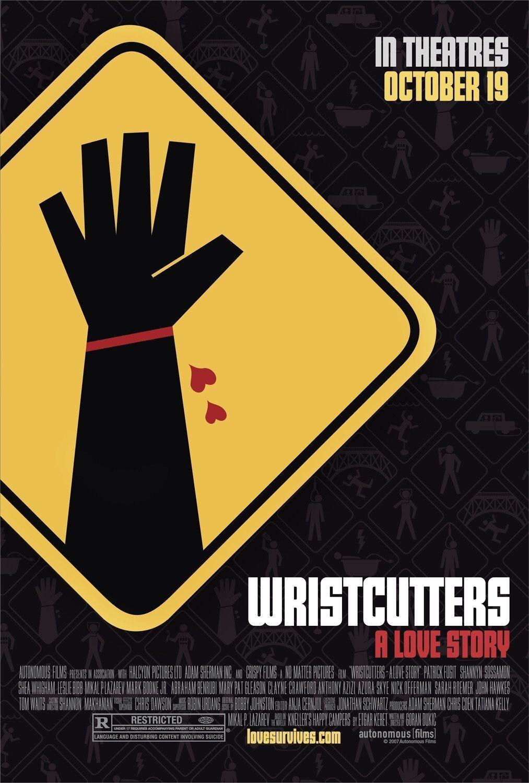 Wristcutters tattoo