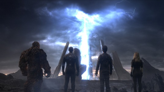 Fantastic Four (2015): The team