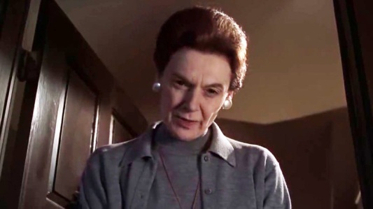 Home Alone 3 - Marian Seldes