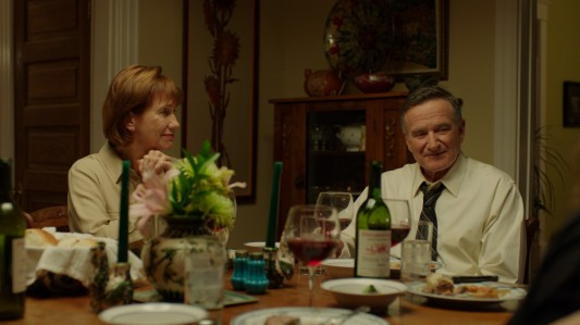 Boulevard (2015) - Kathy Baker, Robin Williams