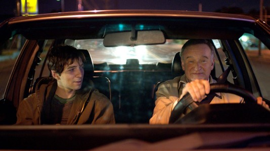 Boulevard (2015) - Roberto Aguire, Robin Williams