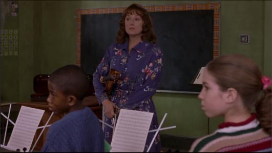 Music of the Heart - Meryl Streep as Roberta Guaspari