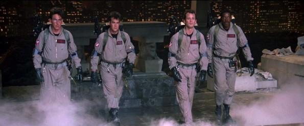 Ghostbusters (1984) - Harold Ramis, Dan Aykroyd, Bill Murray, Ernie Hudson