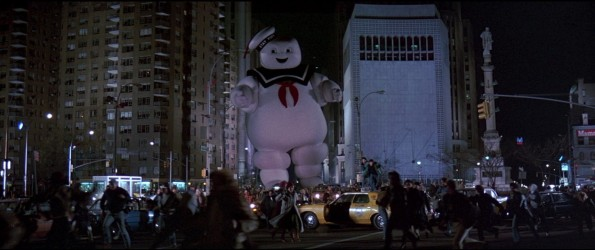 Ghostbusters (1984) - Stay Puft Marhsmallow Man