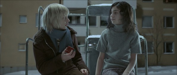 Let the Right One In - Kåre Hedebrant, Lina Leandersson