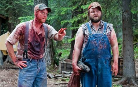 Tucker & Dale vs. Evil - Alan Tudyk, Tyler Labine