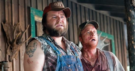 Tucker & Dale vs. Evil - Tyler Labine, Alan Tudyk