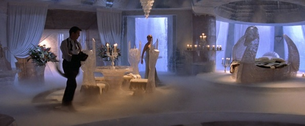 Die Another Day - Ice Hotel