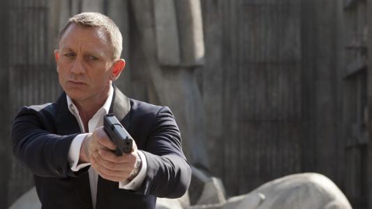 Spectre (2015) - Daniel Craig