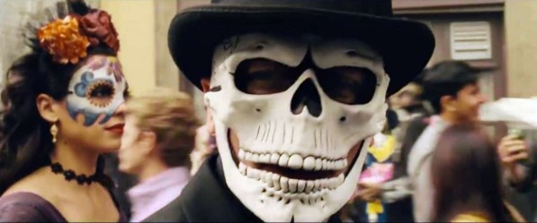 Spectre (2015) - Day of the Dead