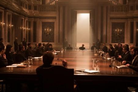 Spectre (2015) - Meeting