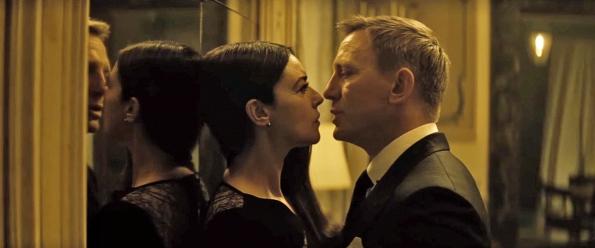 Spectre (2015) - Monica Bellucci, Daniel Craig