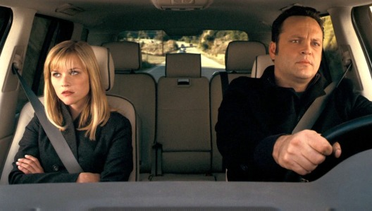 Four Christmases - Reese Witherspoon, Vince Vaughn (car)