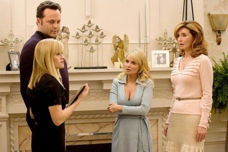 Four Christmases - Reese Witherspoon, Vince Vaughn, Kirsten Chenoweth, Mary Steenburgen