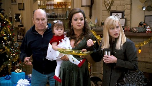 Four Christmases - Robert Duvall, Katy Mixon, Reese Witherspoon