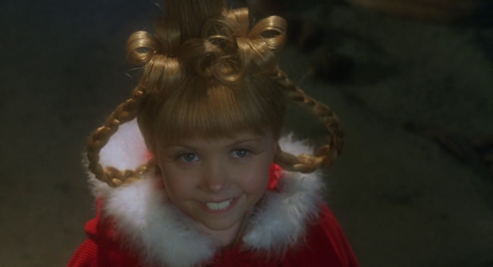 How the Grinch Stole Christmas (2000) - Taylor Momsen