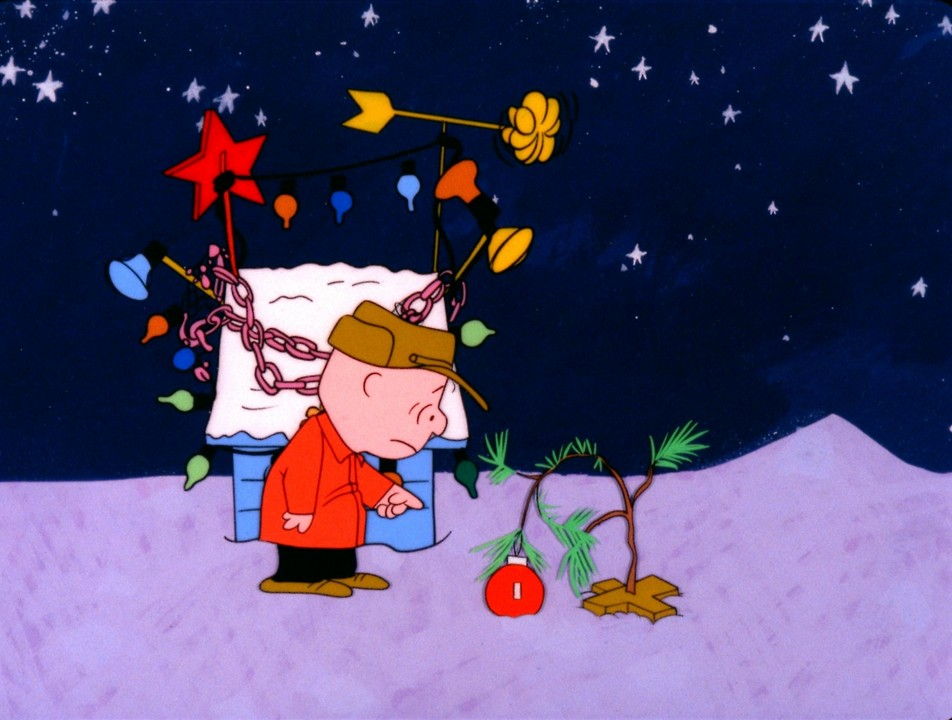 A Charlie Brown Christmas - Christmas Tree