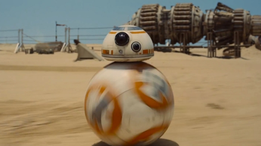 Star Wars Episode VII - The Force Awakens - BB-8
