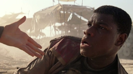 Star Wars Episode VII - The Force Awakens - John Boyega