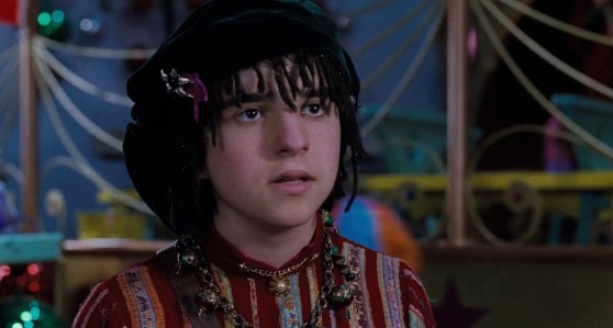 The Santa Clause - David Krumholtz