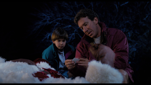 The Santa Clause - Eric Lloyd, Tim Allen