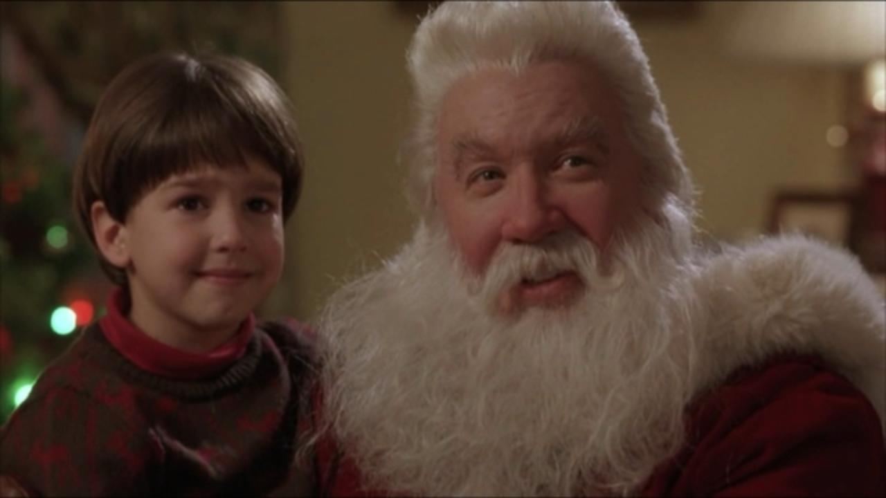 The santa clause 1994 swesub dvdrip xvid askeen