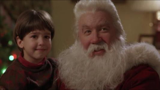 The Santa Clause - Full transformation