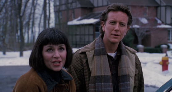 The Santa Clause - Wendy Crewson, Judge Reinhold