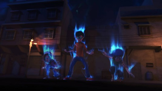 3 Bahadur - superheroes