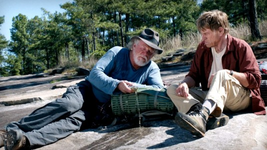 A Walk in the Woods - Nick Nolte, Robert Redford