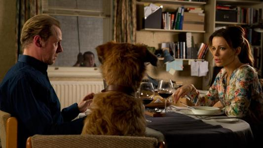 Absolutely Anything - Simon Pegg, Rob Riggle, Robin Williams, Kate Beckinsale