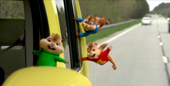 Alvin and the Chipmunks: The Road Chip - Jesse McCartney, Matthew Gray Guber, Justin Long