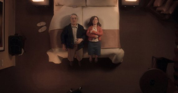 Anomalisa - David Thewlis, Jennifer Jason Leigh