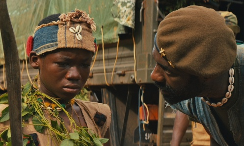 Beasts of No Nation - Abraham Attah, Idris Elba